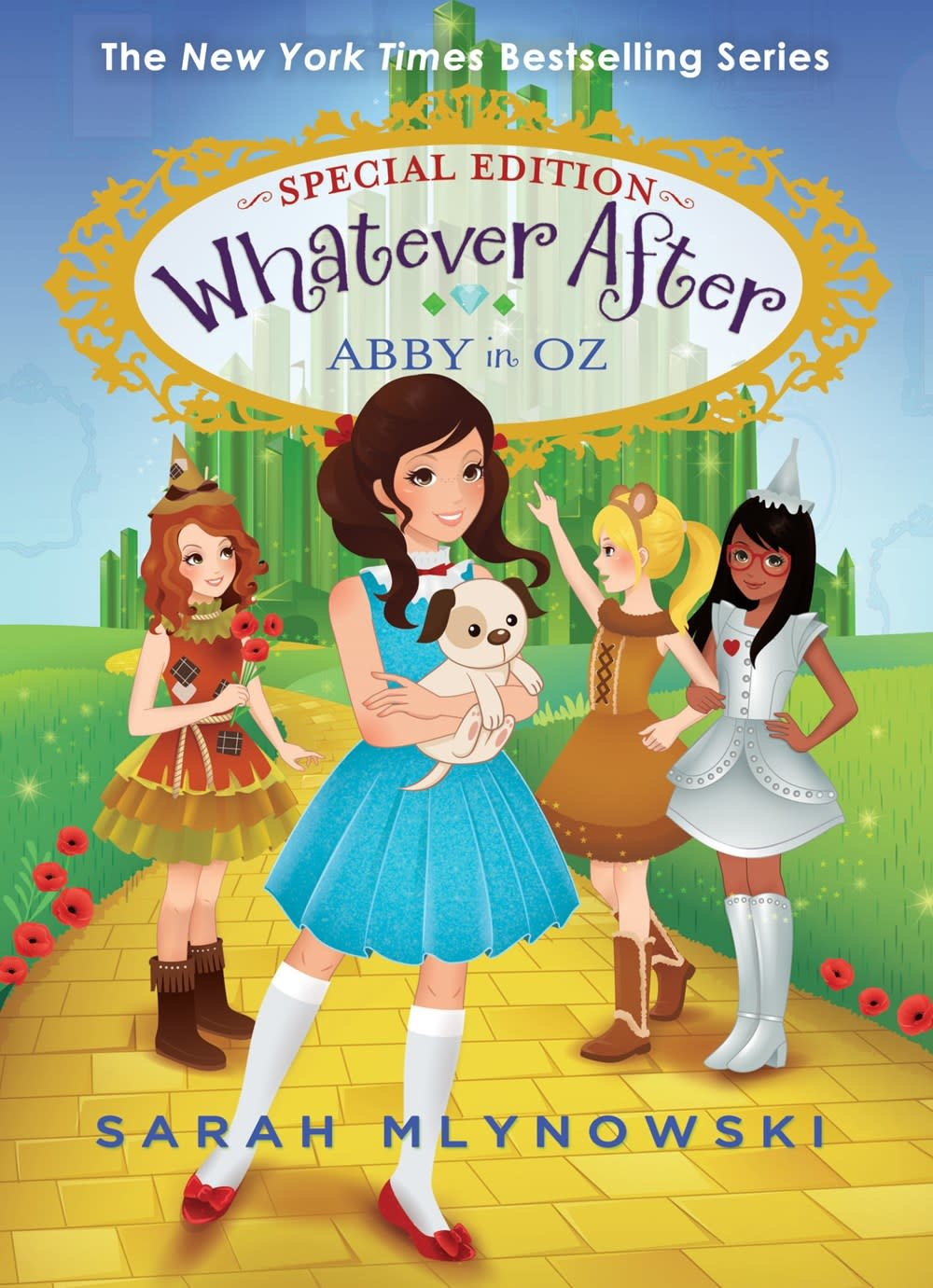 Scholastic Press Whatever After Special Edition 02 Abby in Oz