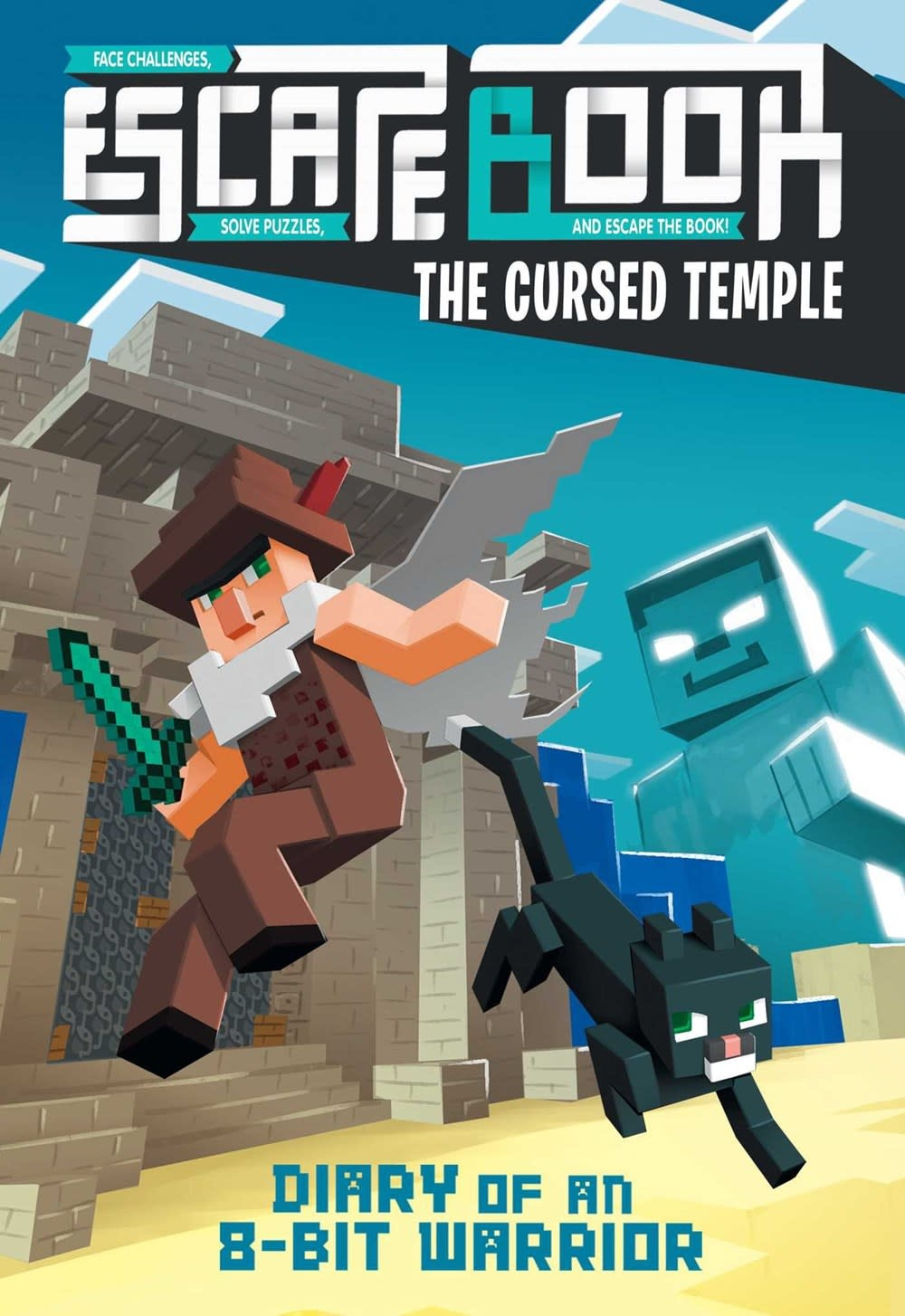 Andrews McMeel Publishing Escape Book 01The Cursed Temple