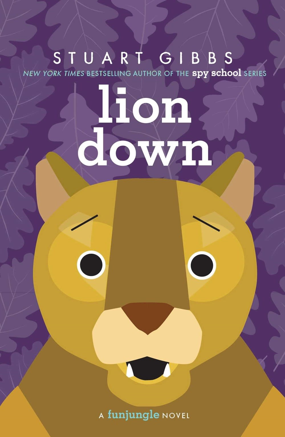 Simon & Schuster Books for Young Readers Funjungle 05 Lion Down