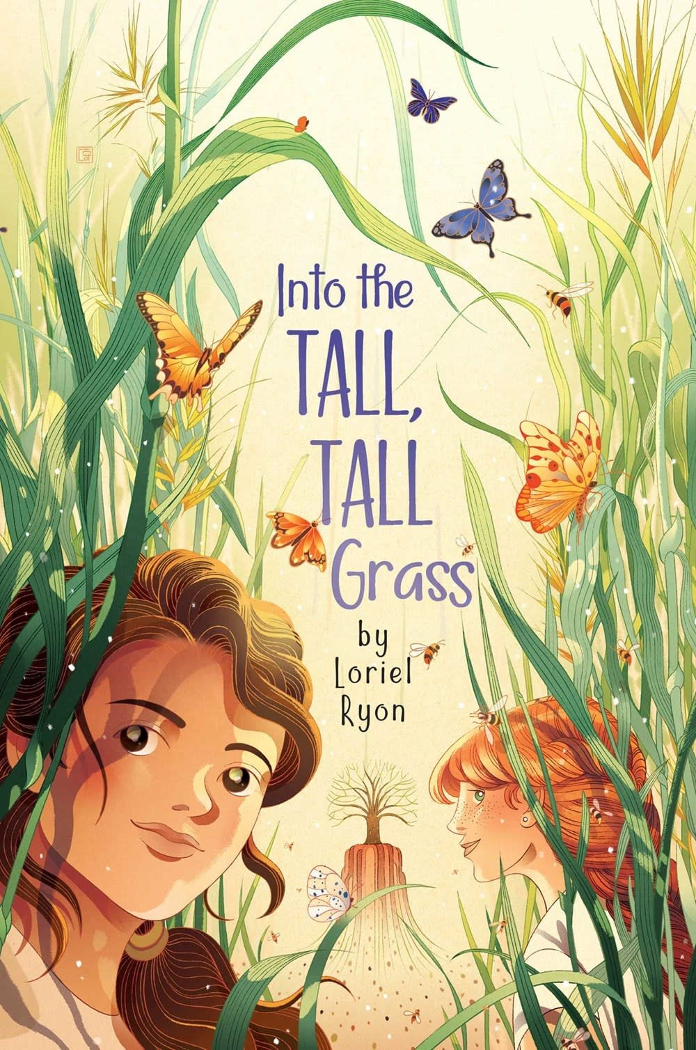 Margaret K. McElderry Books Into the Tall, Tall Grass