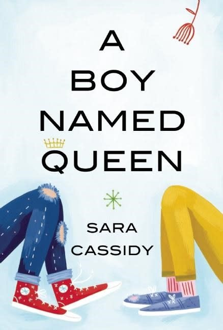 Groundwood Books A Boy Named Queen