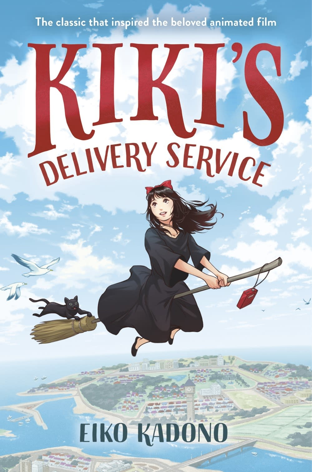 Delacorte Books for Young Readers Kiki's Delivery Service