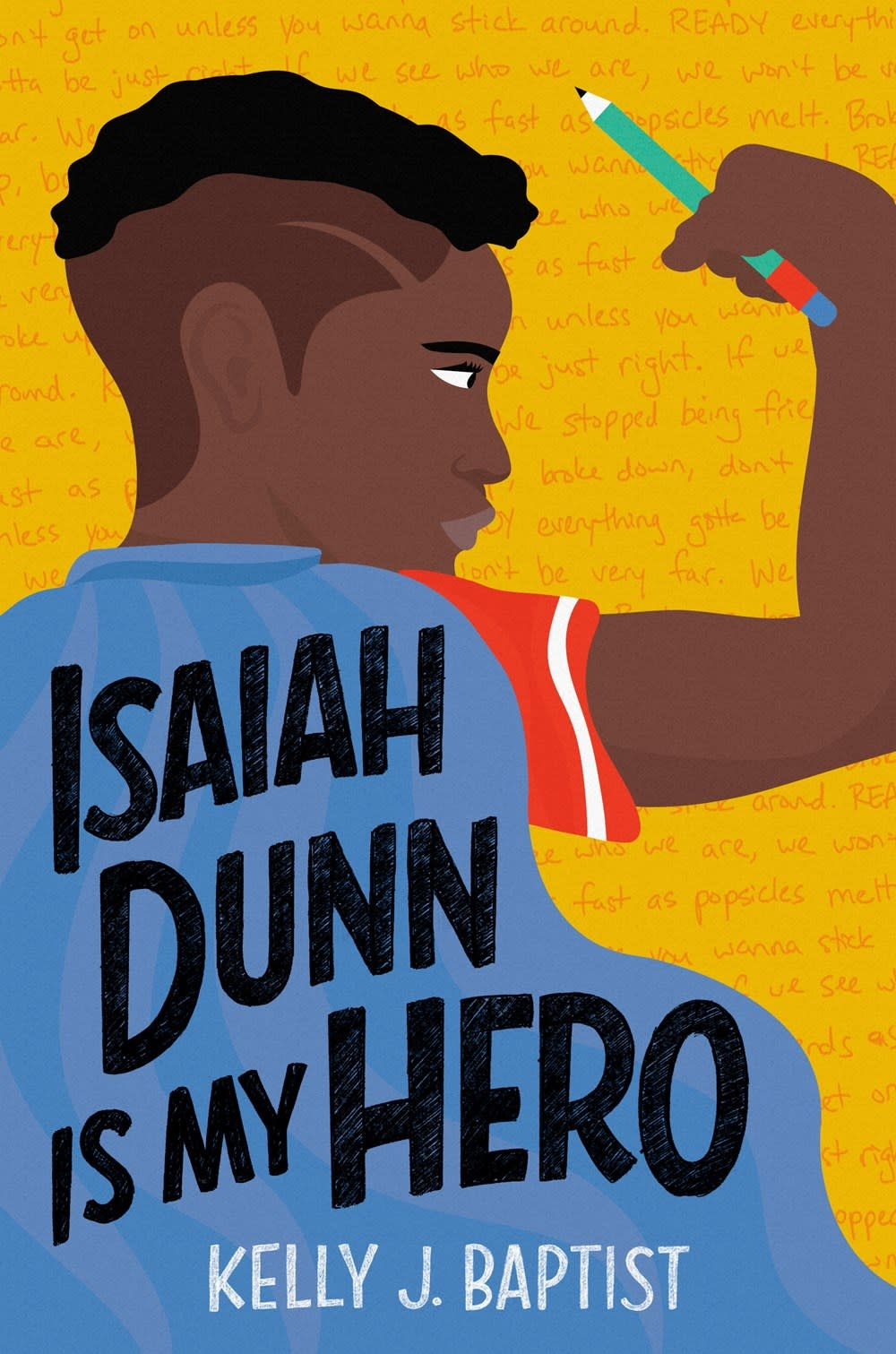 Crown Books for Young Readers Isaiah Dunn is My Hero