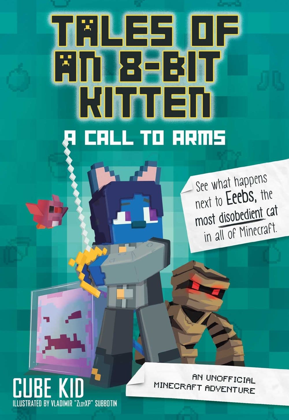 Andrews McMeel Publishing Tales of an 8-Bit Kitten 02 A Call to Arms