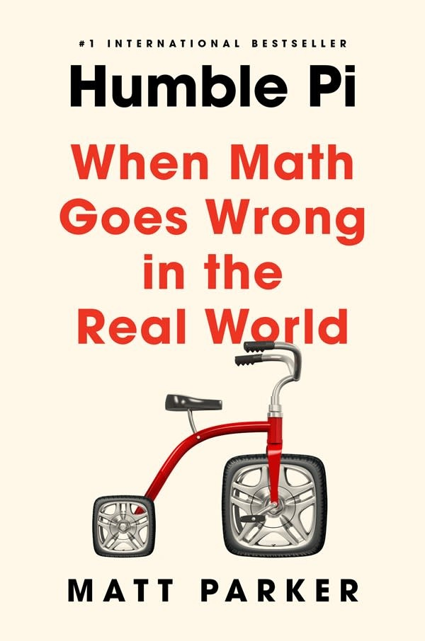 Riverhead Books Humble Pi: When Math Goes Wrong in the Real World
