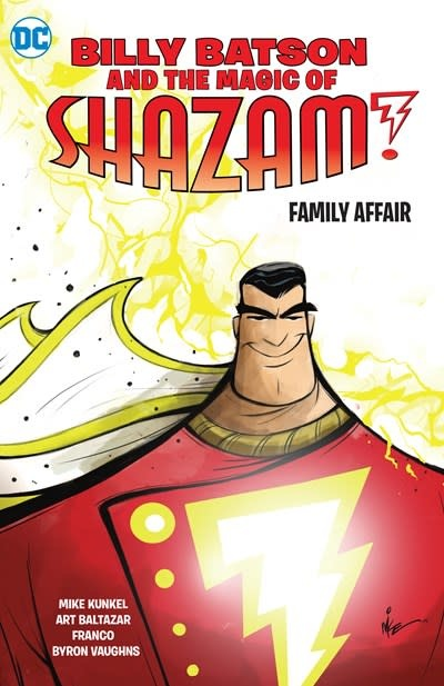 DC Comics Billy Batson and the Magic of Shazam! Family Affair