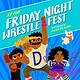 Roaring Brook Press Friday Night Wrestlefest