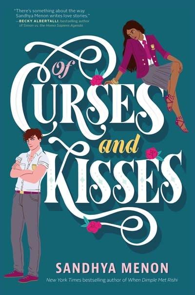 Simon Pulse Of Curses and Kisses