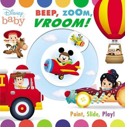 Printers Row Disney Baby: Beep, Zoom, Vroom!