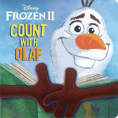 Printers Row Disney Frozen 2: Count with Olaf (Board Book)