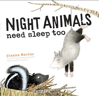 Viking Books for Young Readers Night Animals Need Sleep Too