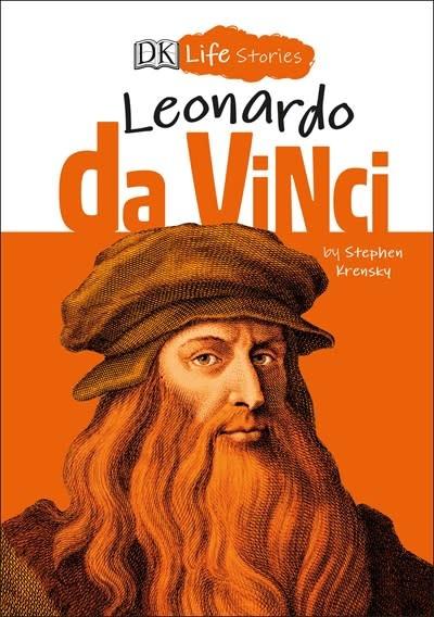 DK Children DK Life Stories: Leonardo da Vinci