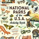 Wide Eyed Editions National Parks of the USA: Activity Book