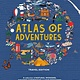 Wide Eyed Editions Atlas of Adventures: Travel Edition