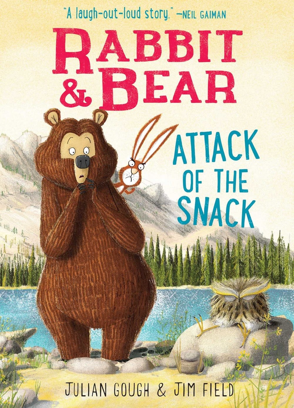 Silver Dolphin Books Rabbit & Bear: Attack of the Snack