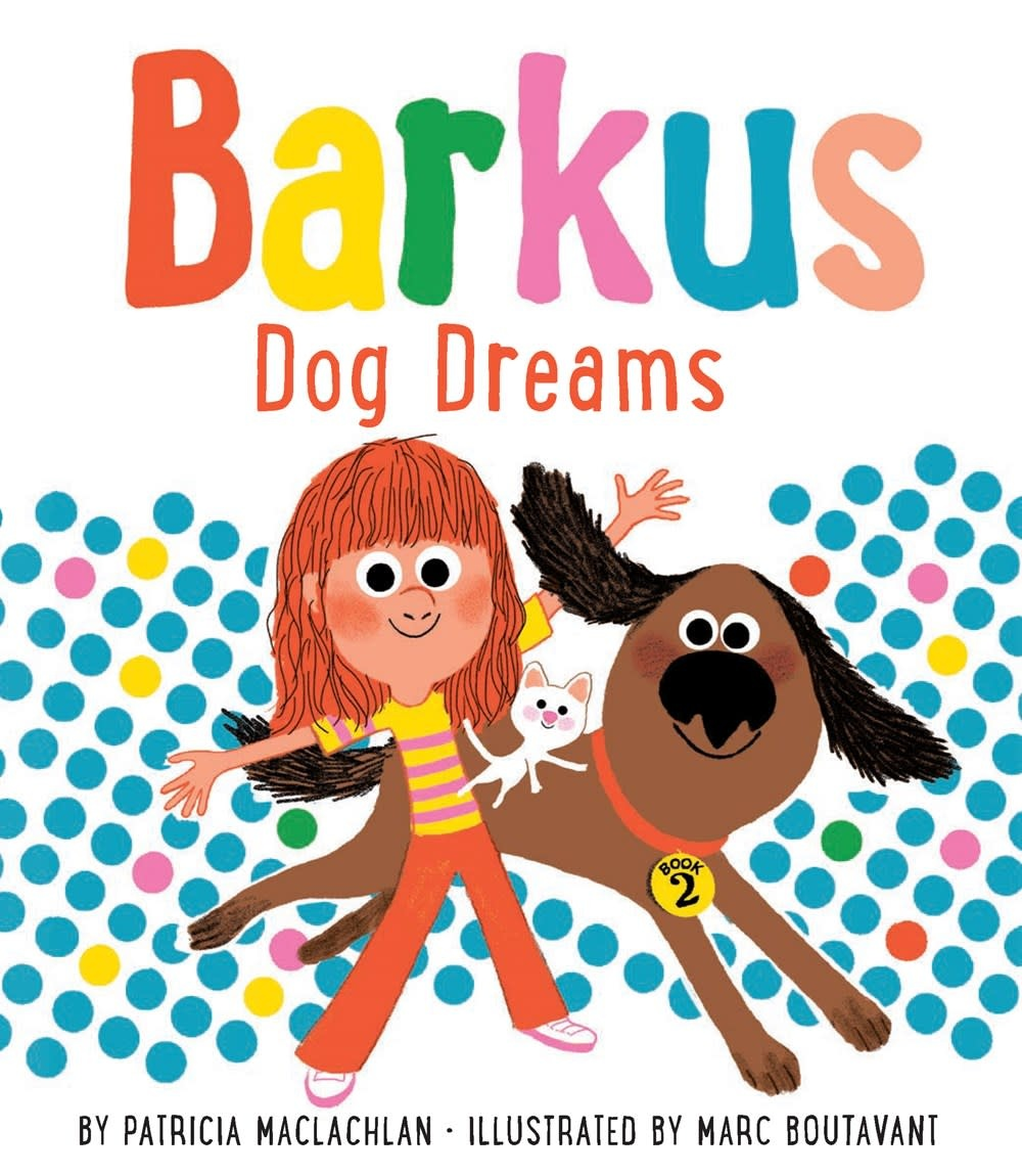 Chronicle Books Barkus 02 Dog Dreams