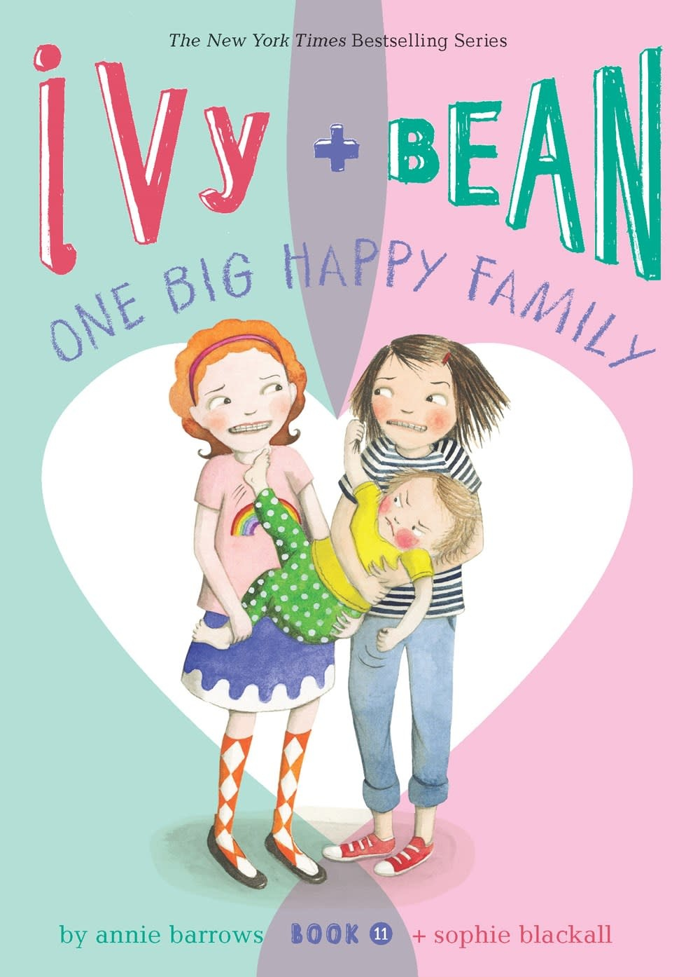 Chronicle Books Ivy and Bean 11 One Big Happy Family