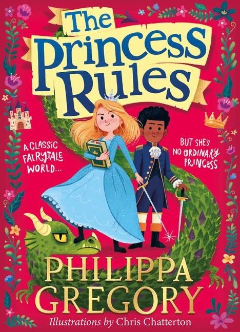 HarperCollinsChildren'sBooks The Princess Rules