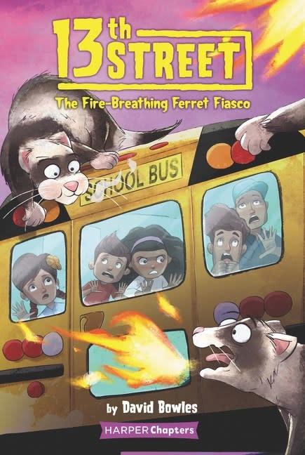 HarperCollins 13th Street 02 The Fire-Breathing Ferret Fiasco
