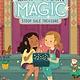 Katherine Tegen Books Hand-Me-Down Magic 01 Stoop Sale Treasure