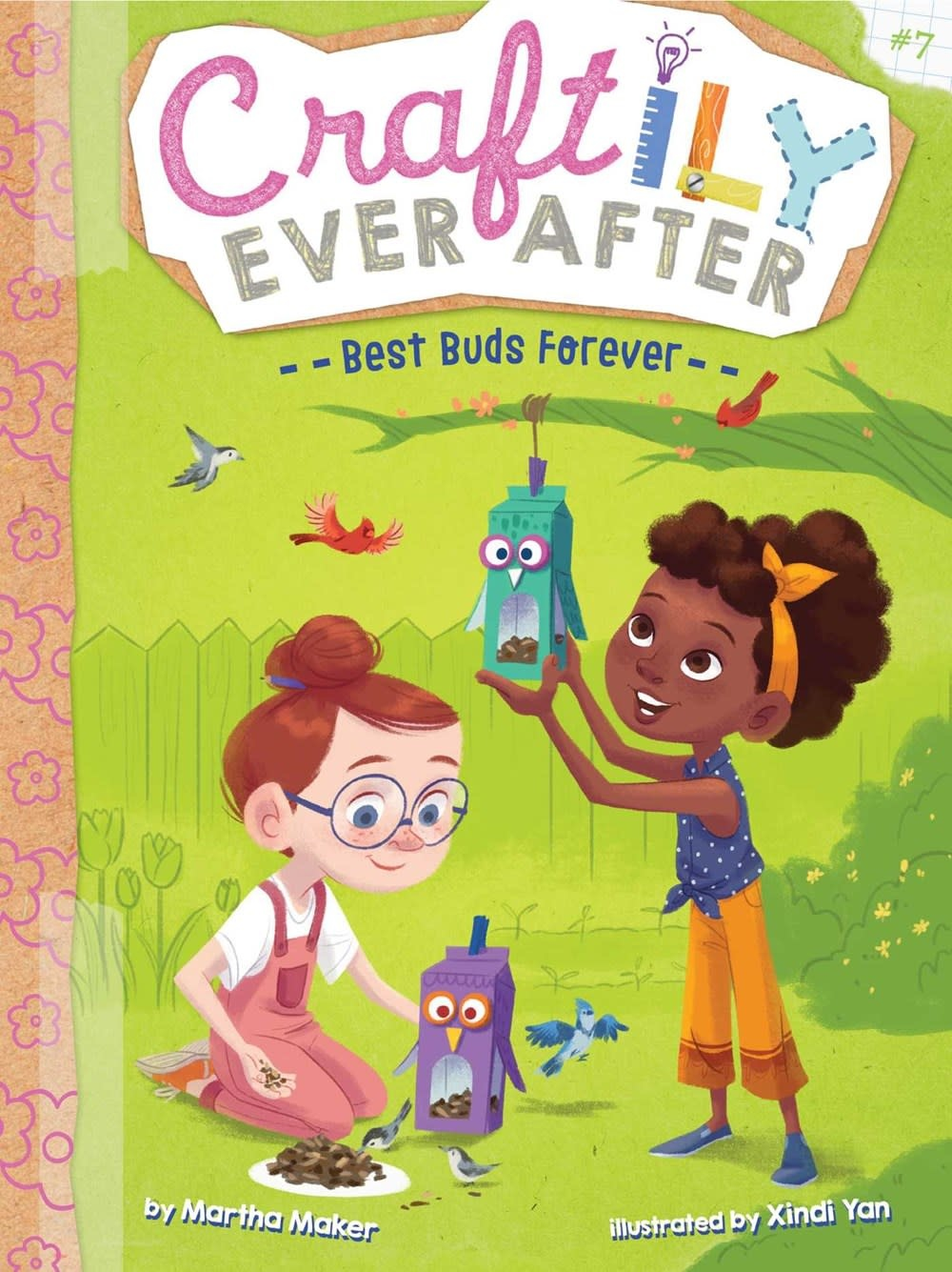 Little Simon Craftily Ever After: Best Buds Forever