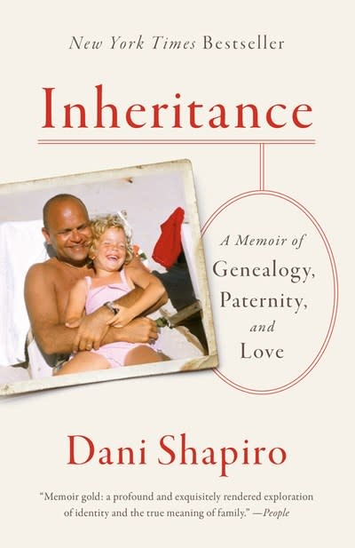 Anchor Inheritance: A Memoir of Genealogy, Paternity, & Love