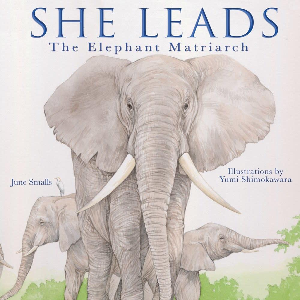 Familius She Leads: The Elephant Matriarch