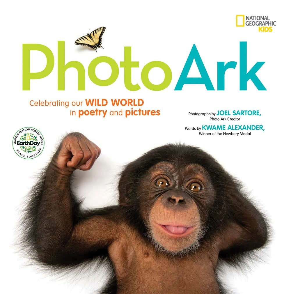 National Geographic Children's Books National Geographic Kids Photo Ark Limited Earth Day Edition