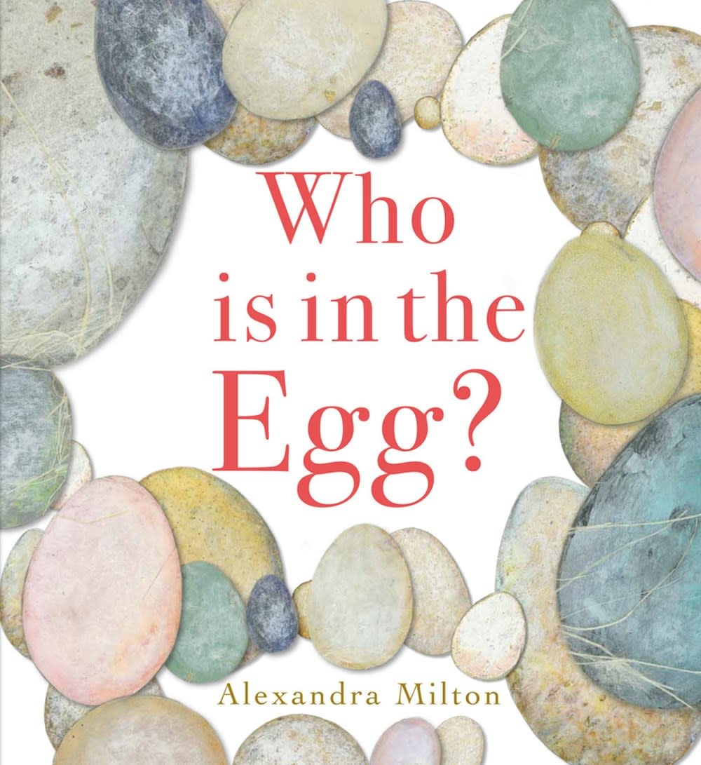 Boxer Books Who Is in the Egg?