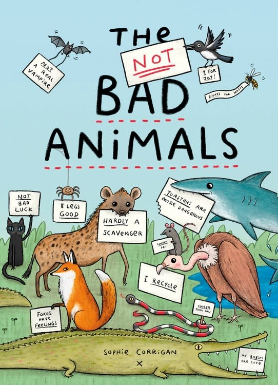 Frances Lincoln Children's Books The Not BAD Animals