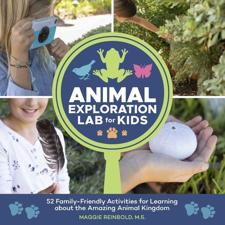 Quarry Books Animal Exploration Lab for Kids