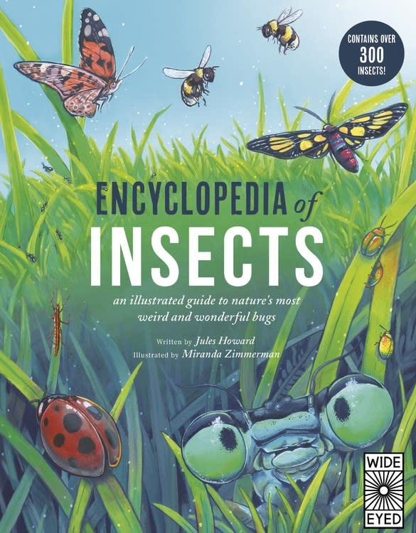 Wide Eyed Editions Encyclopedia of Insects