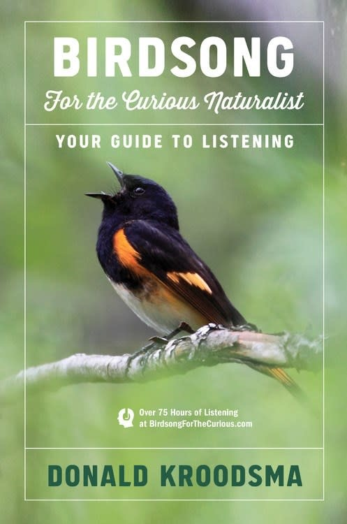 Houghton Mifflin Harcourt Birdsong for the Curious Naturalist: Your Guide to Listening