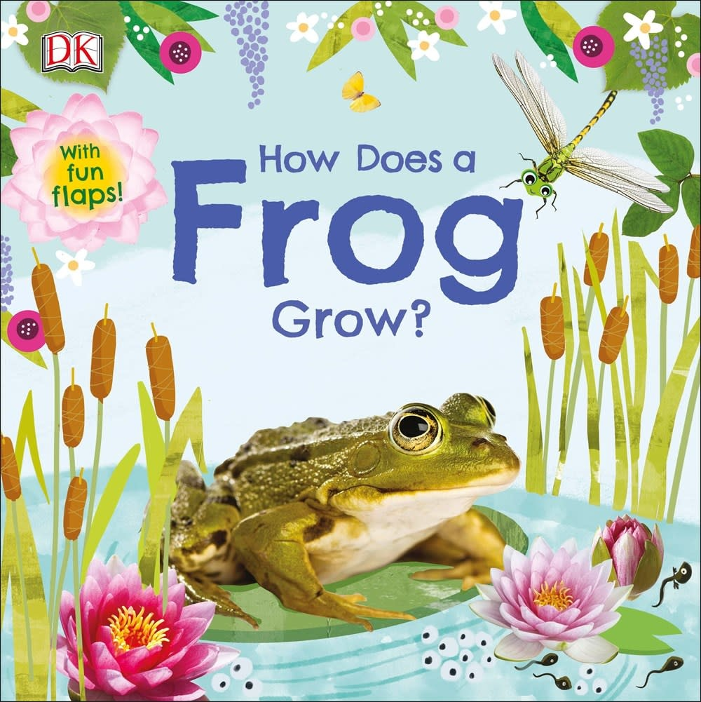 DK Children DK Life Cycle: How Does a Frog Grow?