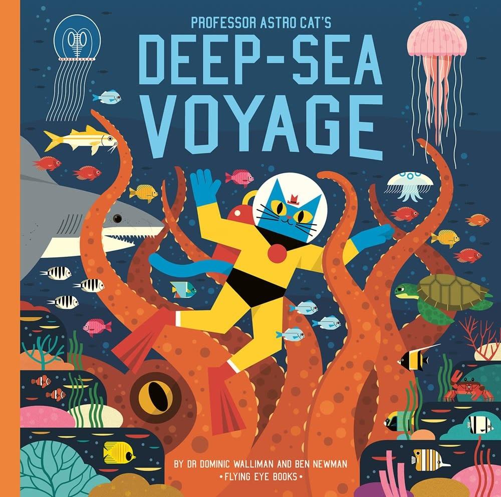 Flying Eye Books Professor Astro Cat's Deep Sea Voyage