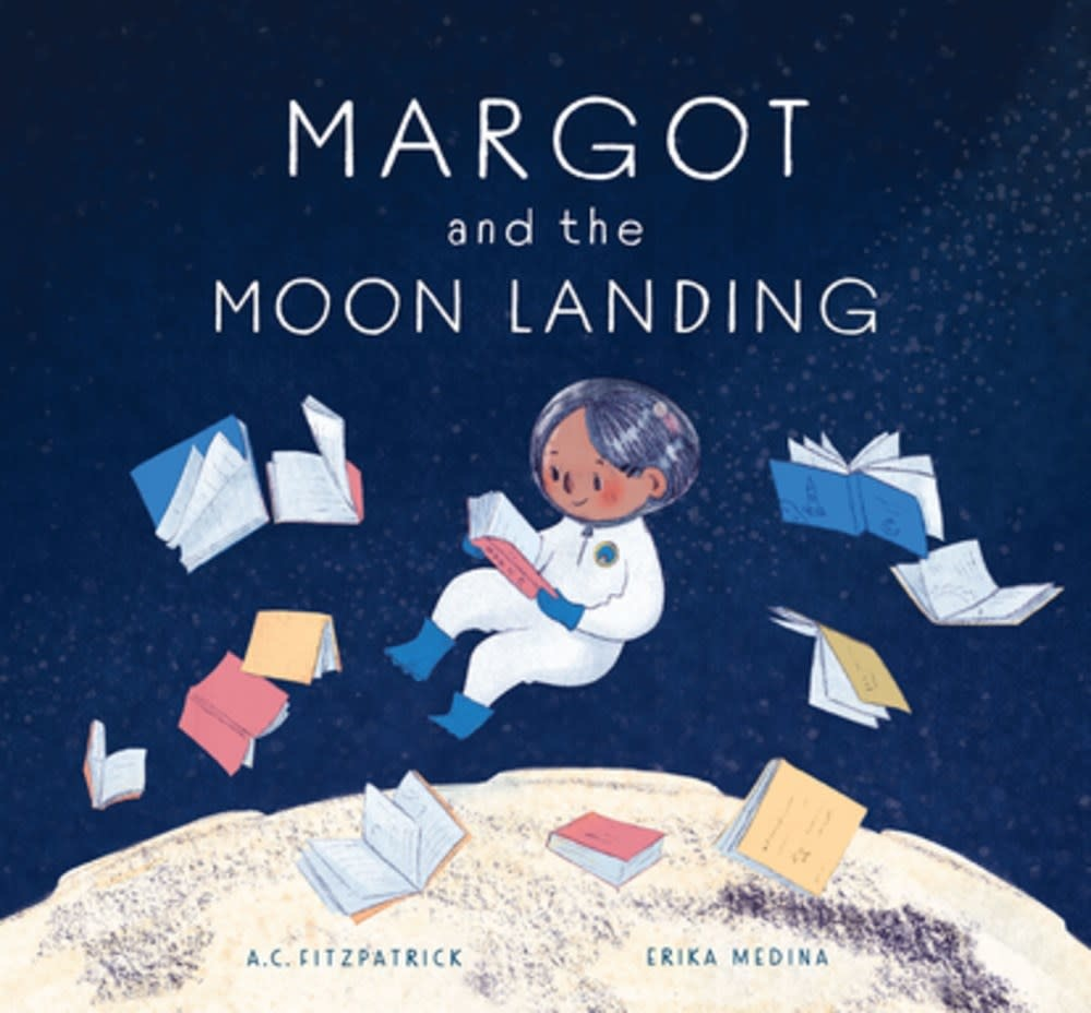 Annick Press Margot and the Moon Landing