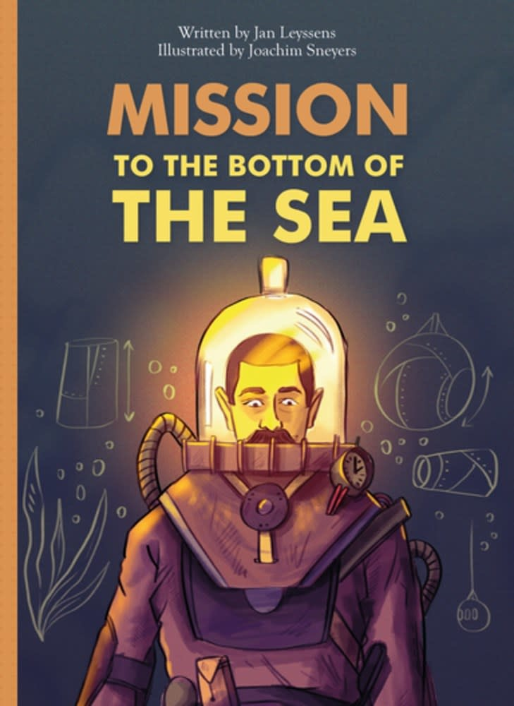 Clavis Mission to the Bottom of the Sea