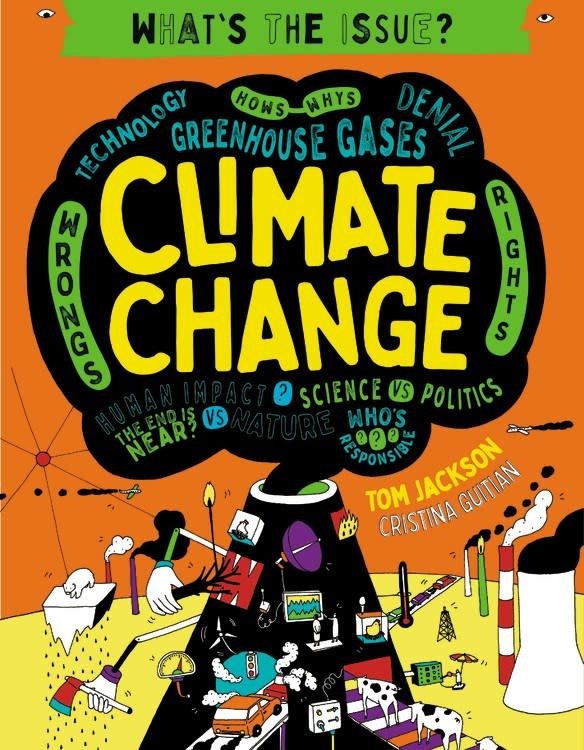 QEB Publishing What's the Issue?: Climate Change