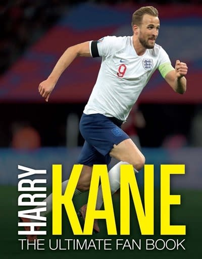 Carlton Books Harry Kane