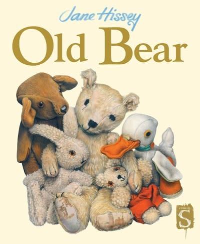 Scribblers Old Bear