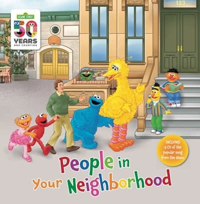 Sterling Children's Books People in Your Neighborhood