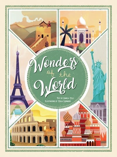White Star Publishers Wonders of the World