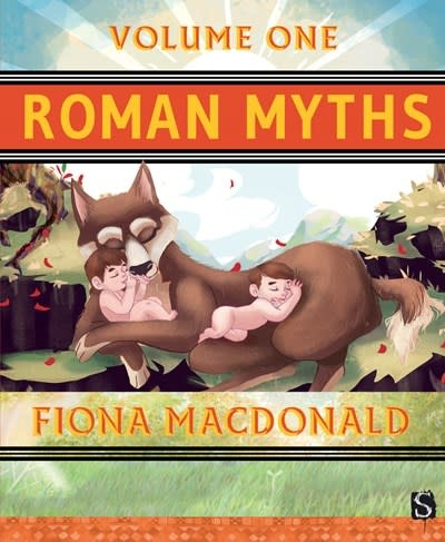 Scribblers Roman Myths (Volume One)