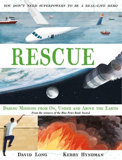 Faber & Faber Children's Rescue: Daring Missions from On, Under and Above the Earth