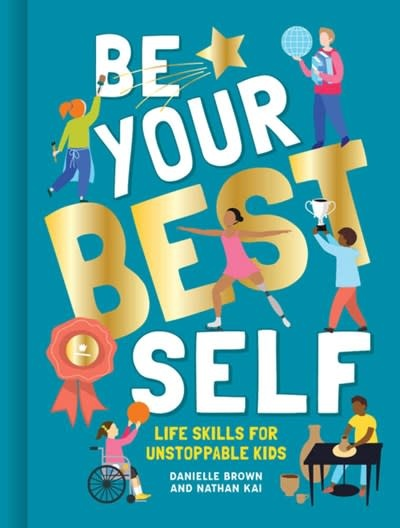 Button Books Be Your Best Self