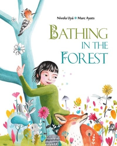 Cuento de Luz Bathing in the Forest