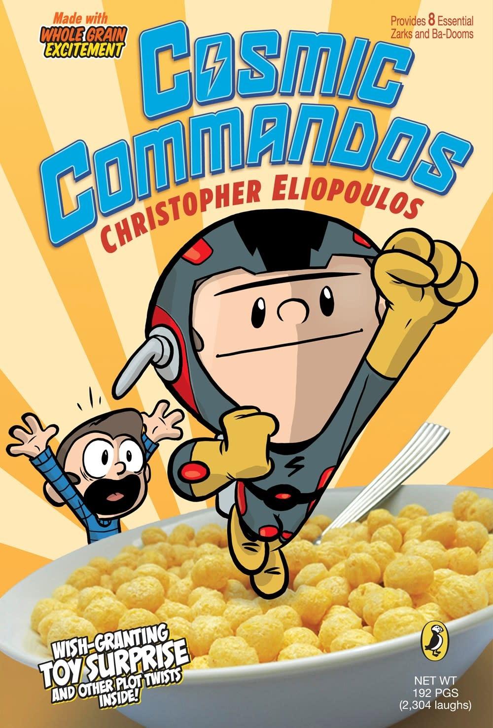 Dial Books Cosmic Commandos