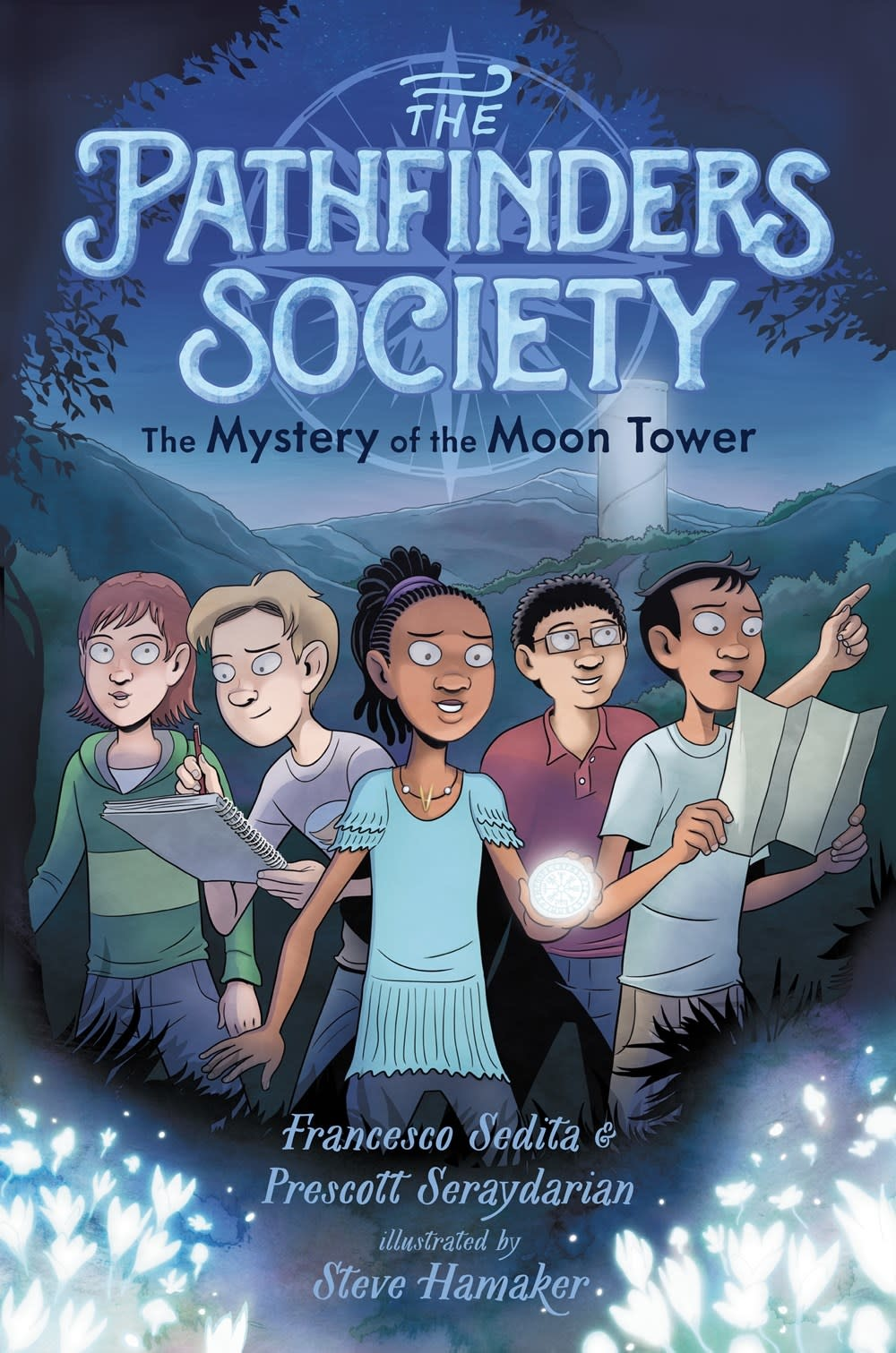 Viking Books for Young Readers Pathfinders Society: The Mystery of the Moon Tower