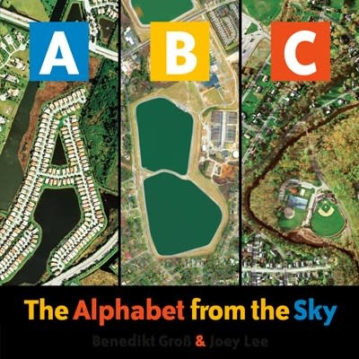 Penguin Workshop ABC: The Alphabet from the Sky