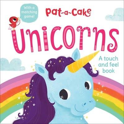 Silver Dolphin Books Pat-a-Cake: Unicorns